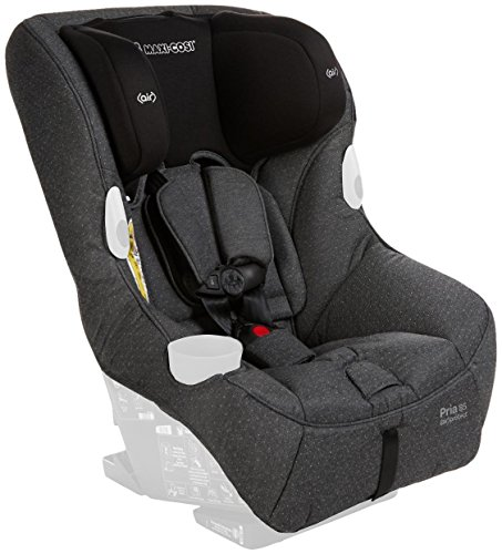 Maxi-Cosi Pria 85 Car Fashion Kit, Special Edition Sparkling Grey