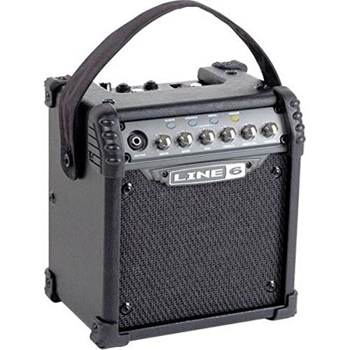 Line 6 Micro Spider 6-Watt Battery-Powered Guitar (Line 6 Spider)
