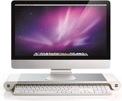 YWT Soporte de Pantalla de Aluminio para iMac con ...