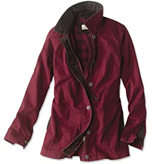 Amazon.com: Woolrich Dorrington Barn - Chaqueta para mujer ...