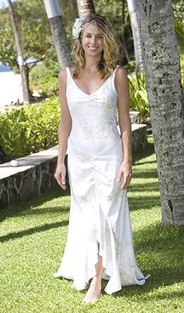 Queen Keopuolani Hawaiian Wedding Dress