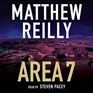 Area 7 Audiobook