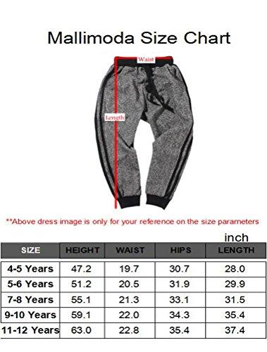 Mallimoda Boys Cotton Elastic Waist Printed Beach Shorts