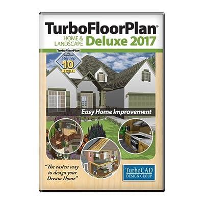 IMSI Design TurboFloorPlan Home & Landscape Deluxe 2017