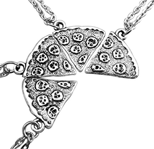 mjartoria-antique-silver-color-pizza-slice-friendship-necklace-set-of-4