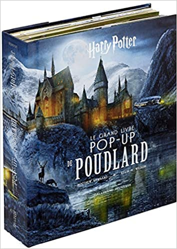 Amazon In Buy Harry Potter Le Grand Livre Pop Up De