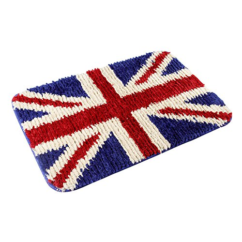 OLizee™ British Style Union Jack Household Accessories Home Decor(Carpet)