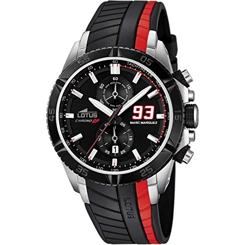 Men's Watch - Lotus Marc Marquez 93 - Chrono GP - Tachymeter - 18103/3