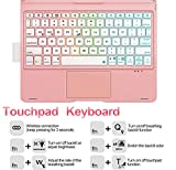 Touchpad iPad Keyboard Case for iPad Air 4