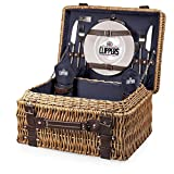 Cheap NBA Los Angeles Clippers Champion Picnic Basket with Deluxe Service for Two, Navy