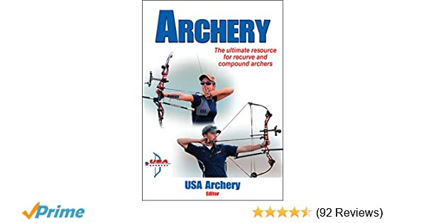 Coach Kim Archery Book