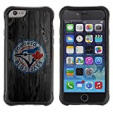 King Case@ Toronto Blue Jay Baseball Rugged hybrid Protection Impact Case Cover For iPhone 6 Plus CASE Cover ,iphone 6 5.5 case,iPhone 6 Plus cover ,Cases for iPhone 6 Plus 5.5
