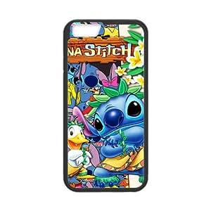 Carcasa iphone 6s, iPhone 6S Case, Lilo & Stitch Ohana carcasa case para iPhone 6/6S (4.7), carcasa/funda/funda/bolsa/Protección impermeable/impermeable para Apple Iphone 66s