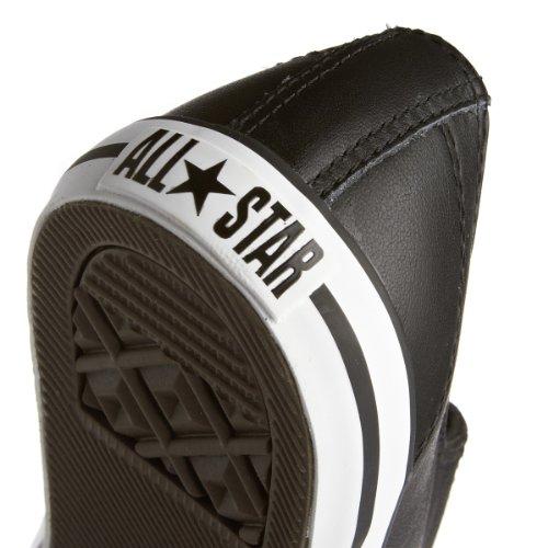 Converse Dainty Leath Ox 289050-52-8 - Zapatillas para mujer Negro