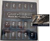 #3: 2017 Cryptozoic' Game of Thrones' Season 6 Official Binder (w/ exclusive promo card)