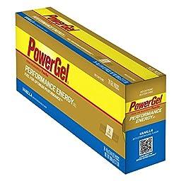 POWERBAR Food Vanilla Gel (Box of 24)