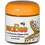 Seasoft SeaBee Natural Beeswax Zipper Lube - 2 oz
