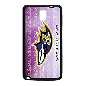 Personal Customization NFL Super Bowl Baltimore Ravens Cell Phone Case for Samsung Galaxy Note3