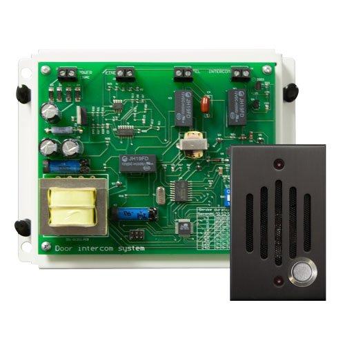 Channel Vision Front Door Intercom Kit for 1-Door - -