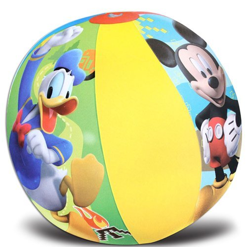 Disney Mickey Mouse /& Friends Inflatable Beach Ball