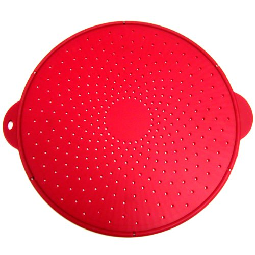 Norpro 12.5 Inch Silicone Splatter Screen