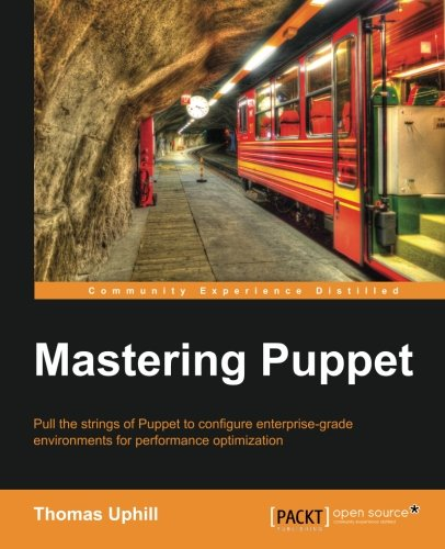 Mastering Puppet by Packt Publishing - ebooks Account