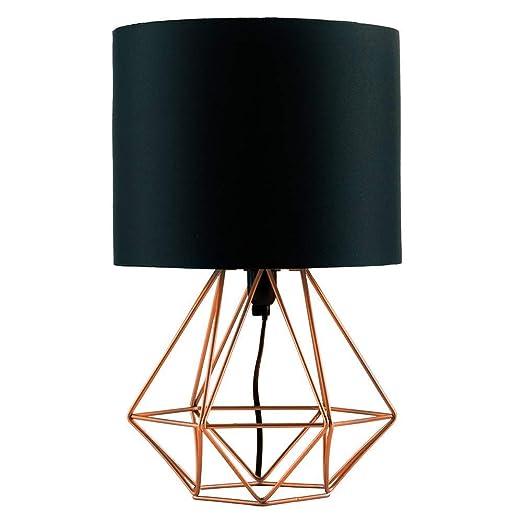 Amazon Com Modern Industrial Vintage Table Lamp Yikege