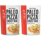 Paleo Pizza Crust Mix (2 Mix Pack) (Gluten Free & Grain Free) 12oz