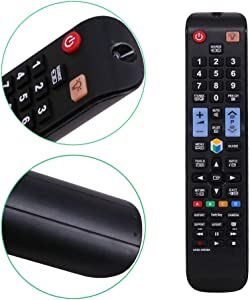OMAIC Universal Smart TV Remote Control for Samsung Smart TV Remote, Fit for All Samsung Smart TV