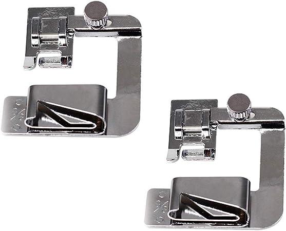 SUPVOX Prensatelas para máquina de Coser de 2 Piezas PIE ...