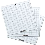 Replacement Cutting Mat Standard-Grip Adhesive 12 by 12-Inch (3 Pack) by LinkedGo