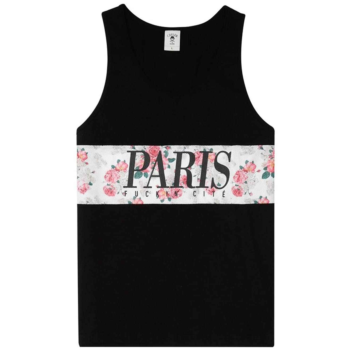 Cayler & Sons Men Overwear / Tank Tops Paris