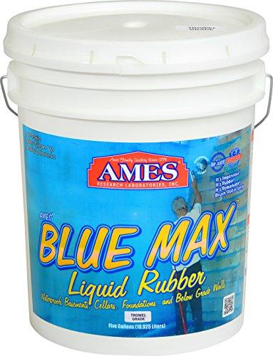 Ames BMX5TG 5 Gallon Max Trowel Grade, Translucent Blue (Blue Max Ames)