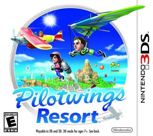Empire Nintendo 64 Game - Pilotwings Resort - Nintendo 3DS
