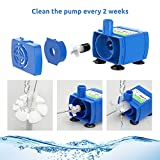 Kutoraworks Replacement Pump for Veken 84 oz/2.5