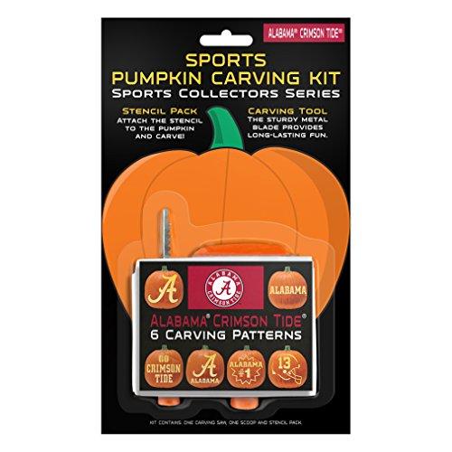 (NCAA Alabama Crimson Tide Pumpkin Carving Kit )