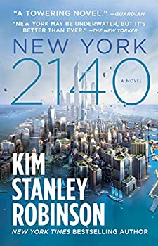 New York 2140 by Kim Stanley Robinson science fiction book reviews