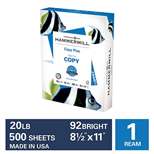 Hammermill Copy Plus 20lb