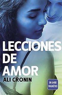 Lecciones de amor par Ali Cronin