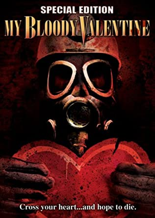 My Bloody Valentine Dvd Region 1 Us Import Ntsc Amazon Co Uk Dvd Blu Ray