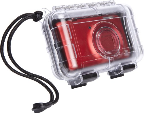 Case Logic Water-Resistant Camera Case, Clear