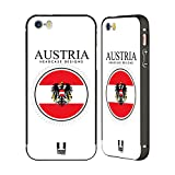 Head Case Designs Austrian Flag Flag Pat