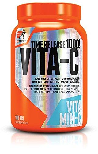 Extrifit Vita C 1000 Time Release, 100 Tabletten