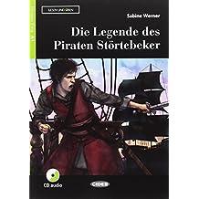 Die Legende des Piraten Stortebeker + CD