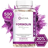 DACHA Forskolin for Weight Loss Max Strength - Pure Belly Fat Burner for Men, Keto Diet Pills That Work Fast for Women, Slim Look, Appetite Suppressant, Lose Weight Fast for Women Rapid Tone Luna Trim