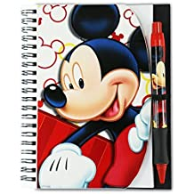 "(5""x7"") Minnie Deluxe Spiral Notebook, Ball Point Pens"