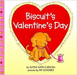 Biscuits Valentines Day Alyssa Satin Capucilli Pat Schories