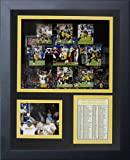 Legends Never Die 2008 Pittsburgh Steelers Framed Photo Collage, 11x14-Inch