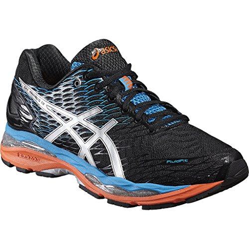 Asics Gel Nimbus 18 - Zapatillas de Running, Unisex Azul