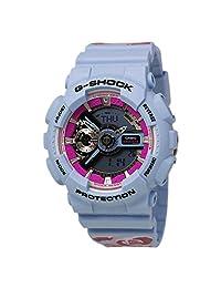CASIO G-Shock S Series Unisex Blue Watch GMAS110F-2A